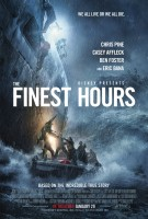 The Finest Hours (2016) Action / Drama / Thriller